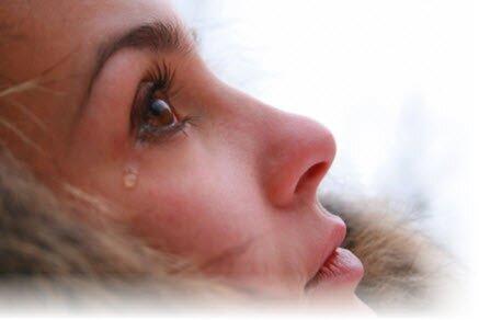 Как защитить глаза зимой